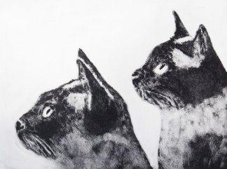 Twin Sisters by Lori Elken